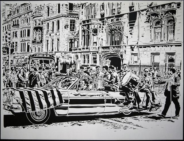 , 'Parade, 1969,' 2014-2015, Davidson