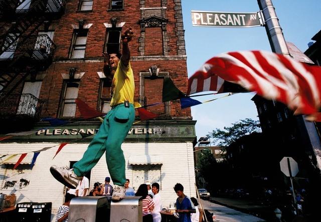 , 'Pleasant Ave., Spanish Harlem, NY,' 1988, Galerie Bene Taschen