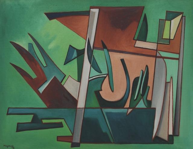 , 'Voyage,' 1937, Lorenzelli arte