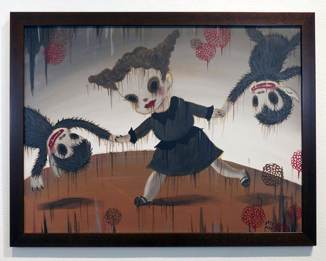 , 'La Danse,' 2012, Jonathan LeVine Projects