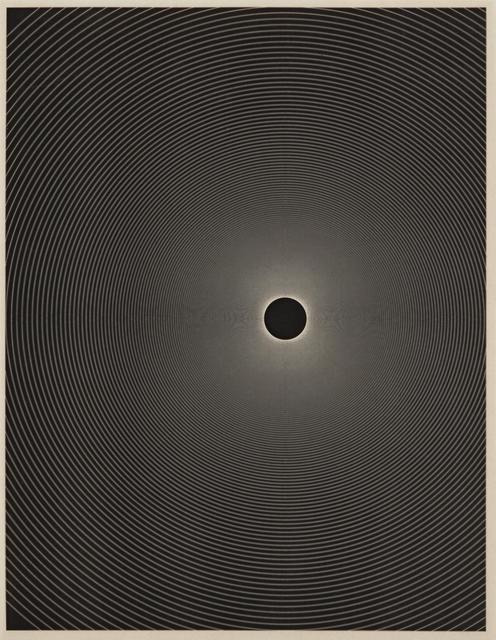 , 'Untitled (9:50:33am),' 2015, Anthony Meier Fine Arts