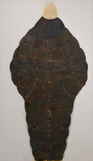 ", 'Bagworm ""Ah"",' 2009, SEIZAN Gallery"