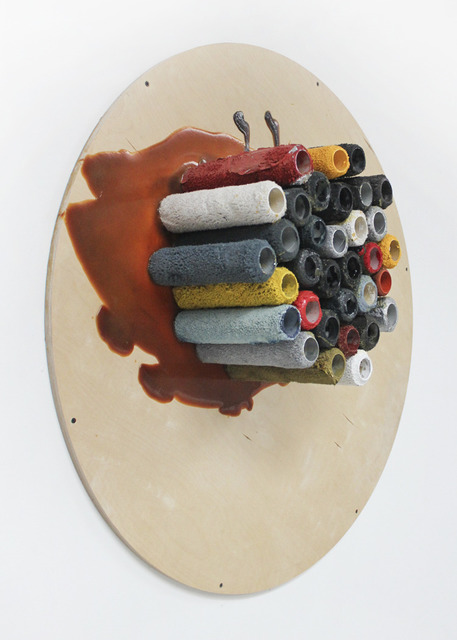 , 'Roller Covers #1,' 2016, Anglim Gilbert Gallery