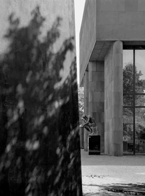 , 'Kunsthalle Bielefeld, Richard Serra, Axis ,' 1989, Walter Storms Galerie