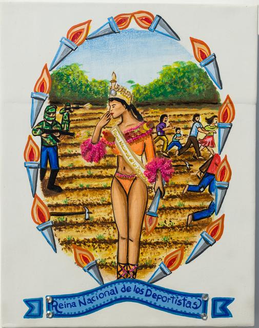 , 'Reina Nacional de los Deportistas,' 2005-2007, Track 16 Gallery