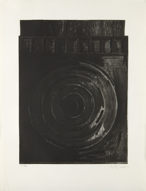 Jasper Johns, 'Target with Plaster Casts', 1990, Jim Kempner Fine Art