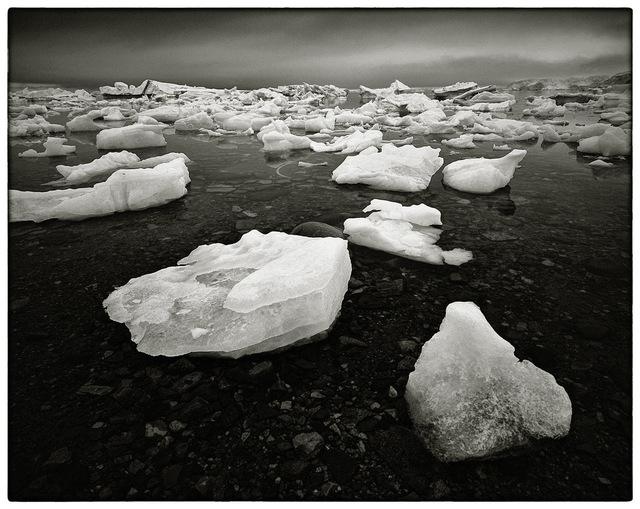 , 'Ice Graveyard II, Antartica,' 2007, Bernheimer Fine Art