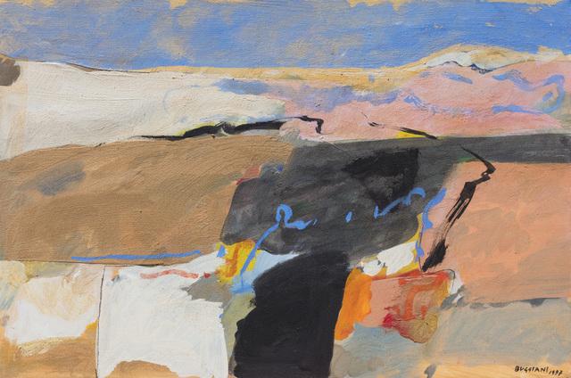 Paolo Buggiani, 'Il Celeste Crudo del Cielo ( The Raw Blue of the Sky)', 1997, Arco Gallery