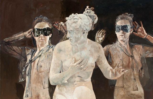 , 'The Masks,' , Hugo Galerie