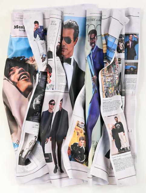 , 'NY Times Men's Style 3-17-16,' , SmithDavidson Gallery
