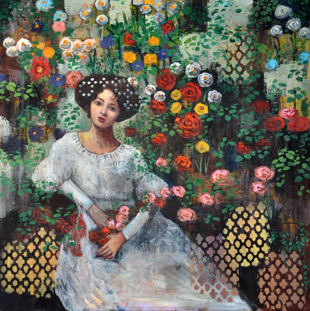 , 'Flower of Joy,' 2018, Blue Rain Gallery
