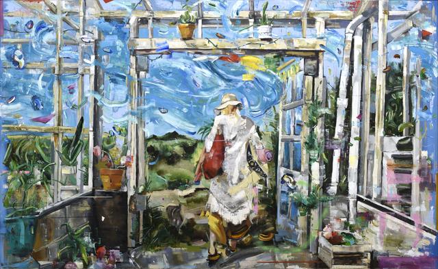 ", '""The Path"",' 2018, Mugello Gallery"