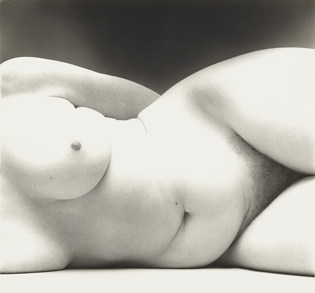, 'Nude No. 68, New York,' ca. 1949-50, Pace/MacGill Gallery