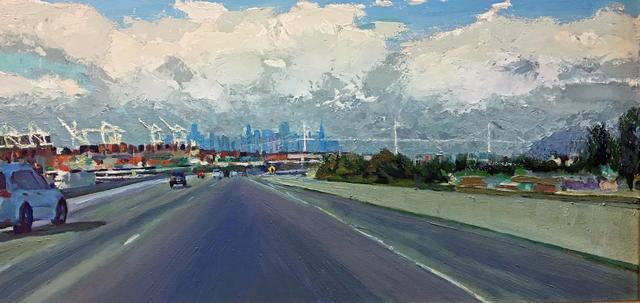 , 'The City,' ca. 2018, STUDIO Gallery