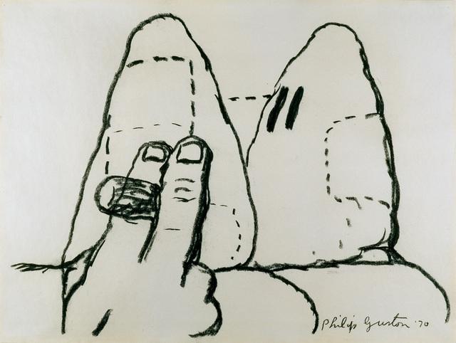 , 'No Title,' 1970, Louisiana Museum of Modern Art