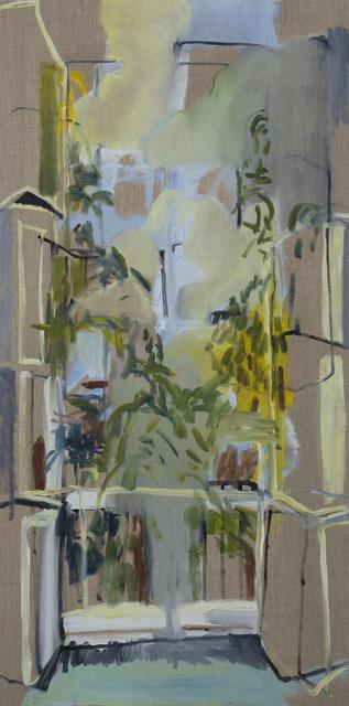 , 'Cloudfall,' 2014, Candida Stevens Gallery