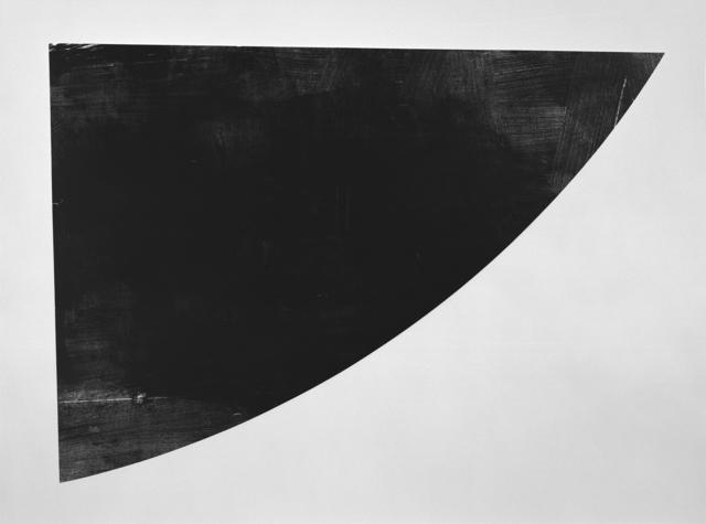 Ellsworth Kelly, 'Cul-de-Sac', 1985, Maune Contemporary