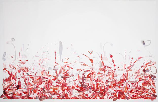 , 'Hot Mess,' 2011, Elisa Contemporary