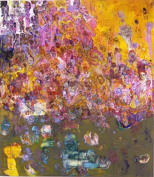 , 'The Garden,' 2004, Betty Cuningham