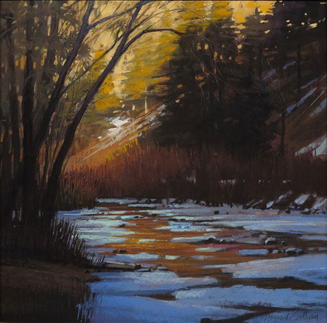 Liz Haywood-Sullivan, 'Boulder Creek Afterglow', 2010, Vose Galleries