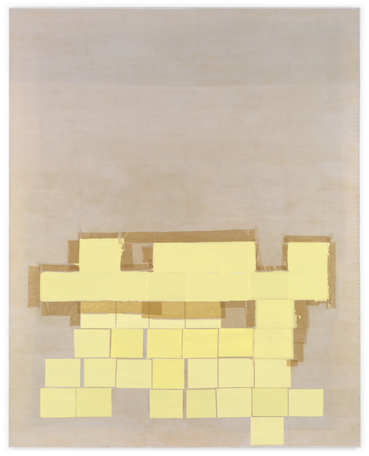 Ellen Gallagher, 'Fronts', 1997, Hauser & Wirth