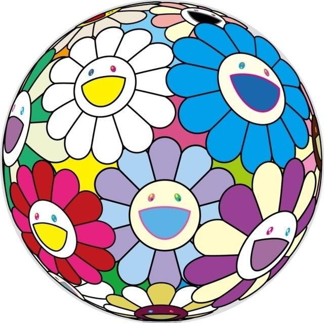 Takashi Murakami, 'Festival Flower Decoration', 2018, Lougher Contemporary
