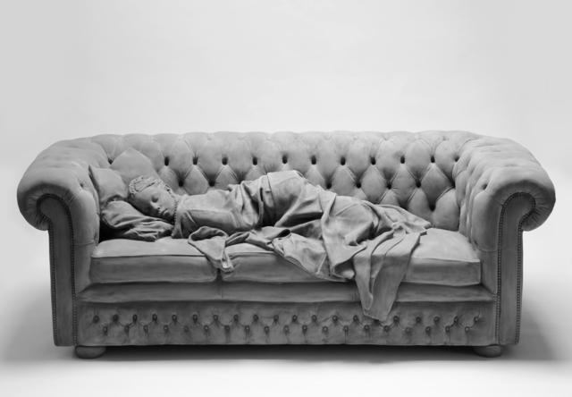 , 'Sleeping Girl,' 2017, Galerie Krinzinger