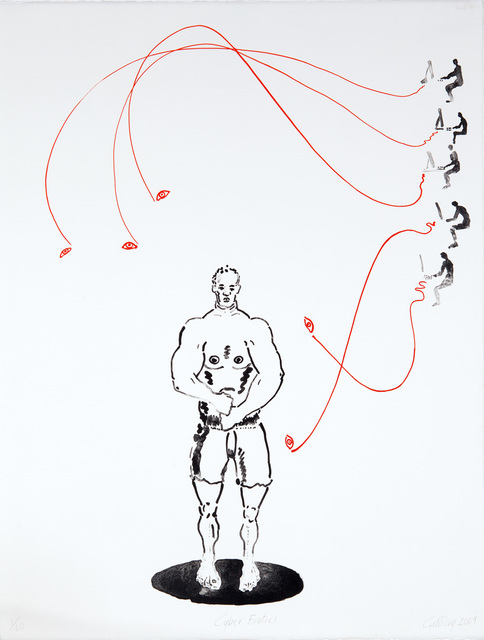 , 'Cyber Erotics,' 2009, Artthrob