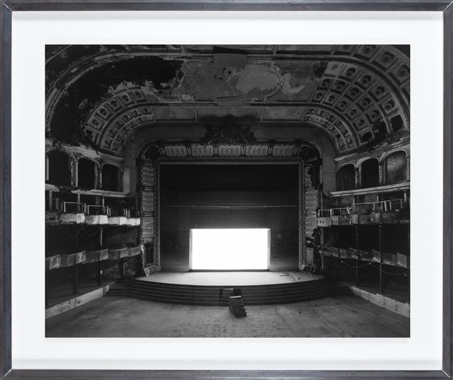 , 'Metropolitan Opera House, Philadelphia,' 2015, Fraenkel Gallery