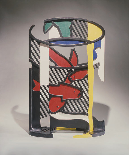 , 'Goldfish Bowl II,' 1978, Montclair Art Museum
