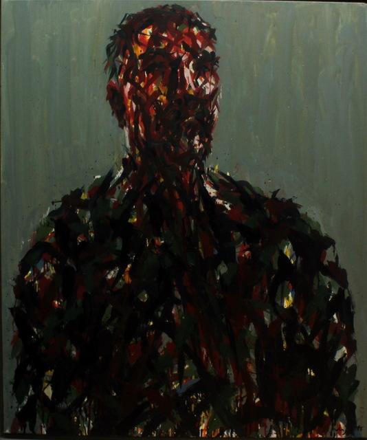 , 'Bildstudie W.Sch.,' 200, Galerie Klose