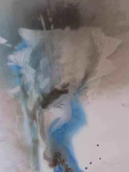 Otto Piene, 'Wetter', 2014, Galerie Ludwig Kleebolte