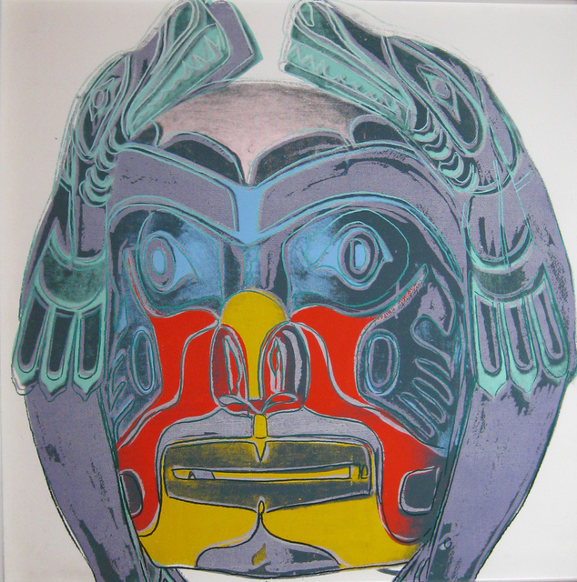 , ' Northwest Coast Mask,' 1986, Collectors Contemporary