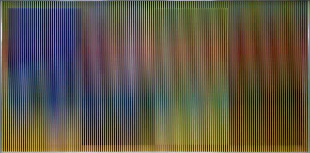 , 'Physichromie Panam 217,' 2015, Galería RGR