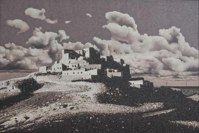 , 'Mountain Stories 4,' 2014, C.A.M Galeri
