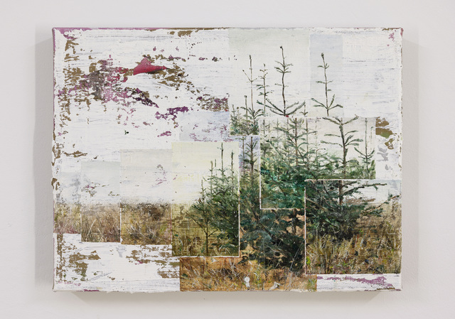 , 'Row of trees,' 2019, Galerie Bart