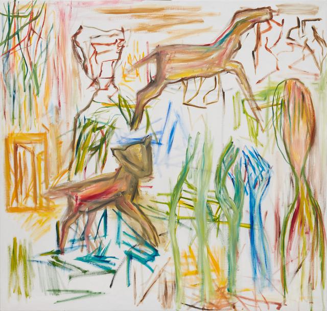, 'Cat and Raised Hands,' 2026-11-18 00:00:00 UTC, Niagara Galleries