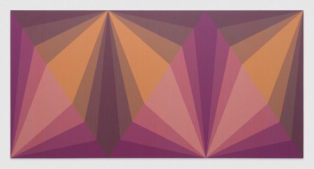 , 'Duality in System,' 1982, Diane Rosenstein