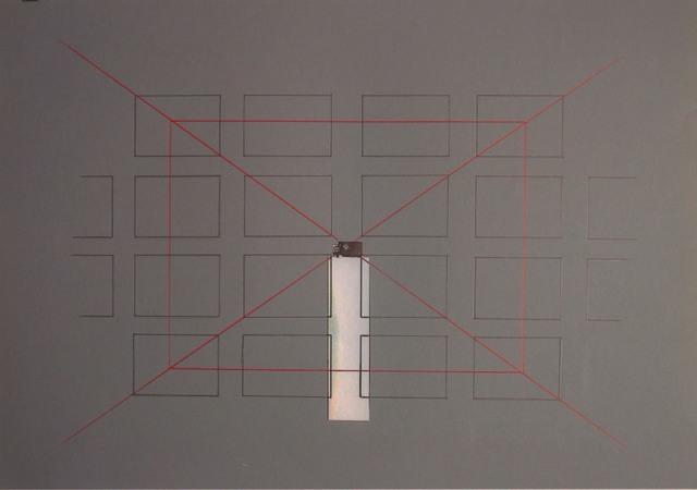 , 'Il rosso e il nero,' 2006, Repetto Gallery