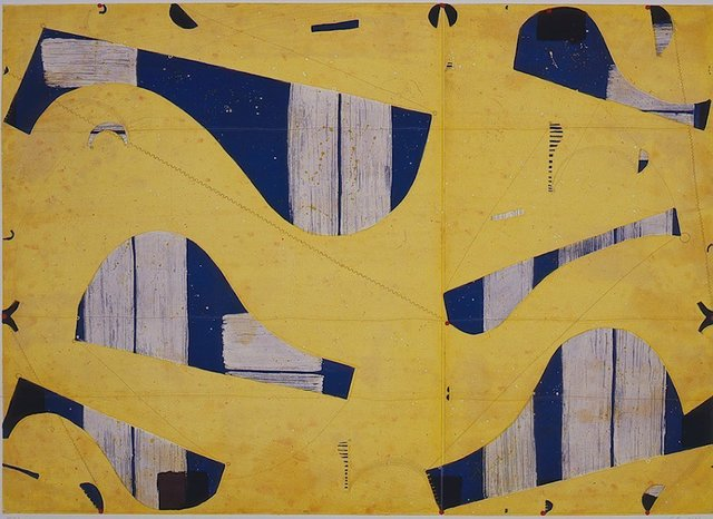 , 'Three String, Giallo,' 2006, Heather Gaudio Fine Art