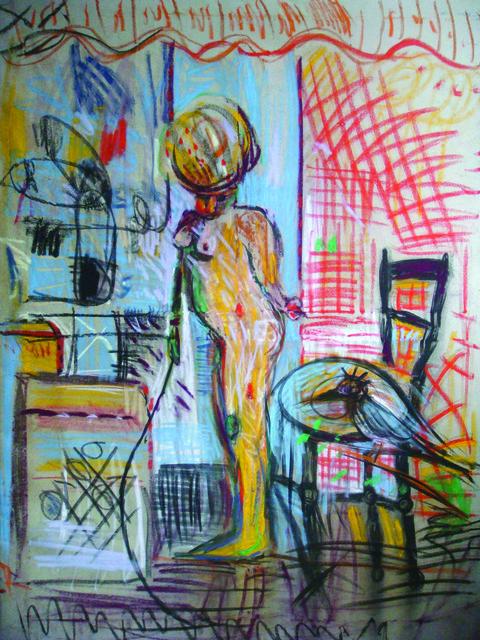 , 'No Title (Female Nude),' 2008, Aki Gallery