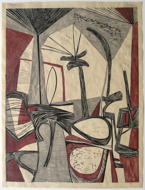 , 'Wire Plants 1956,' 1956, Dolan/Maxwell