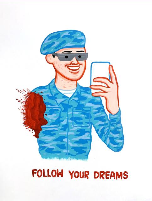 , 'Follow Your Dreams,' 2019, GR Gallery