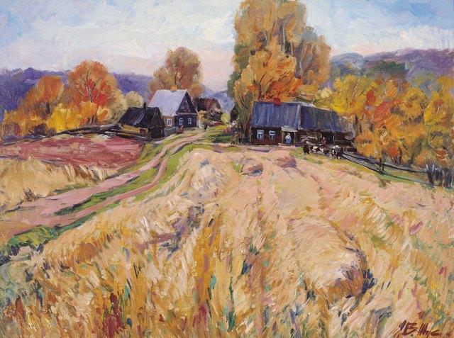 Vladimir Klimentevich Zhuk, 'Autumn is coming', 1976, Surikov Foundation