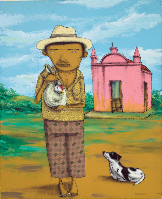 Os Gemeos, 'Untitled', 2007, Phillips