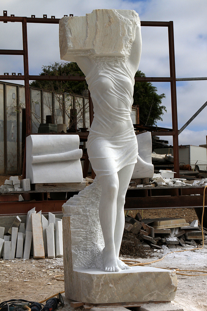 , 'Emerging Woman (Cararra, Italy Marble),' , Ethos Contemporary Art