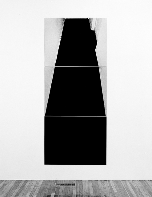 , 'Triptych #7,' 1976-1978, Casemore Kirkeby