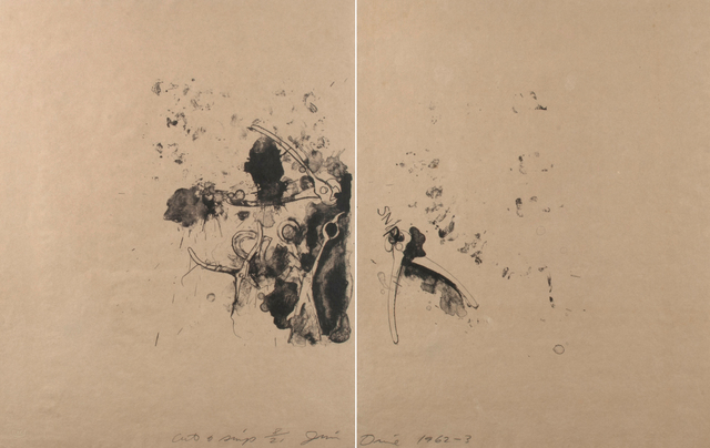Jim Dine, 'Cut and Snip', 1962-1963, Thomas French Fine Art