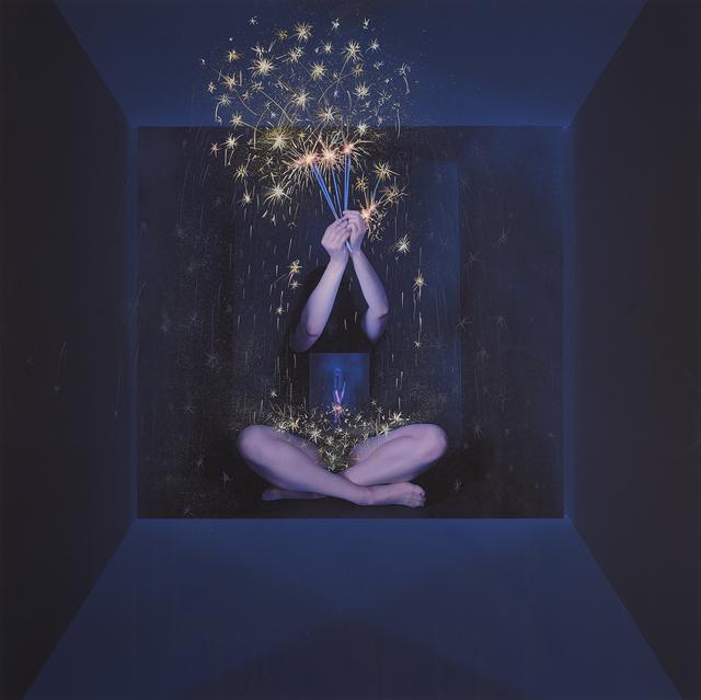 , 'Amas 2,' 2017, Galerie D'Este