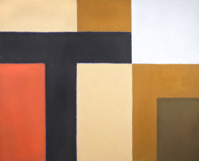 , 'Barrier I,' 1983, Hemphill Fine Arts